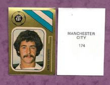Manchester City Kenny Clements 174